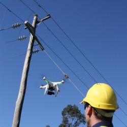 jasa Inspeksi struktur tinggi dengan drone